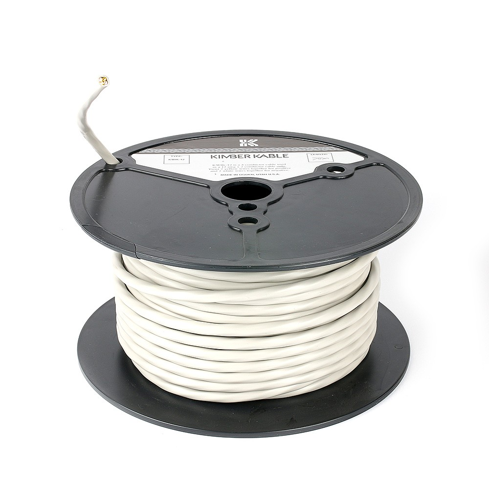 Kimber KWIK-12 Installation Cable | Speaker Cable - Install | Russ ...