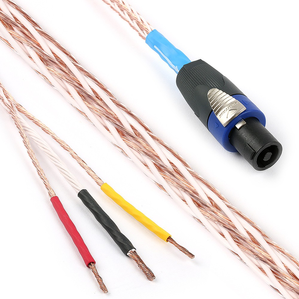 8TC cable for REL subwoofer, cut & stripped | Speaker Cable ...