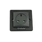 DCT UltraSocket Single UK Std faceplate
