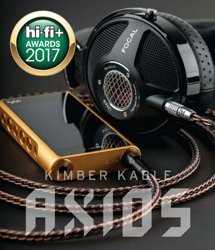 Kimber Axios Headphone Cables feature | Knowledge Base
