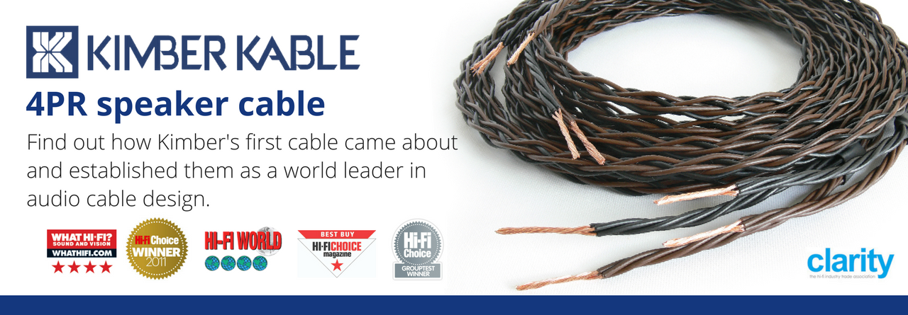 Speaker cables and interconnects for your Hi-Fi | Kimber Kable