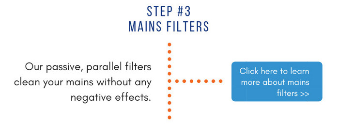 Mains filters