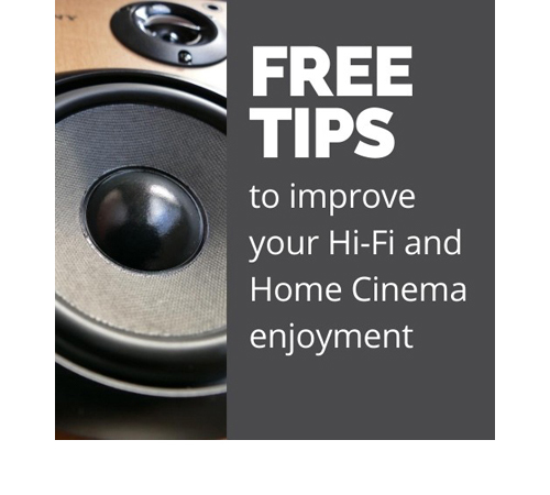 Free tips to improve your Hi-Fi