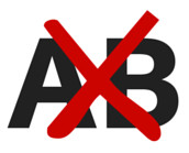 The ABX Myth