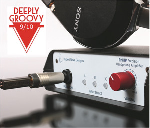 Rupert Neve headphone amp review