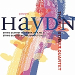 The Fry Street Quartet: Haydn string quartets